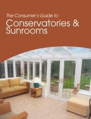 Conservatories & Sunrooms - Total Remodeling