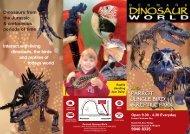Bird and Reptile Dinosaur Lf