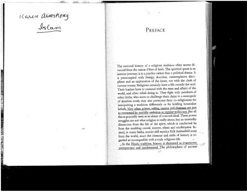 Armstrong, Preface_Ch.1 - Cary Academy