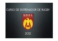 Clase 1- CER 2012 - URBA
