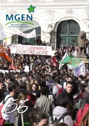 Numéro 67 Mai 2006 - MGEN
