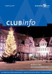 mit »passion and precision - Marketing-Club Braunschweig