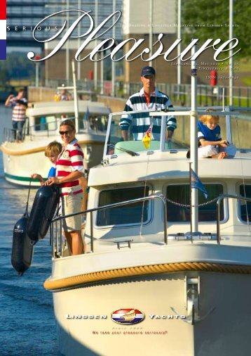 The Boating & Lifestyle Magazine from Linssen Yachts Jahrgang 23 ...