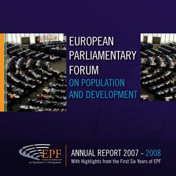 EUROPEAN PARLiAmENTARY FORUm - EPF
