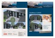 Stadthaus Classic Qualitätsbeschreibung - EBB Emden Gmbh
