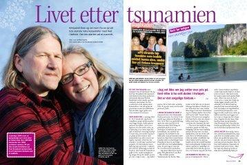 Livet etter tsunamien - Tekstforlaget