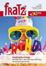 Kindergeburtstage - Fratz