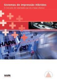 Sistemas de Impressão Híbridos