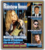 April 15, 2010 - The Rainbow Times
