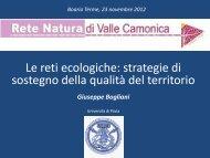 Giuseppe Bogliani-Le reti ecologiche quali strategia di sostegno alla ...