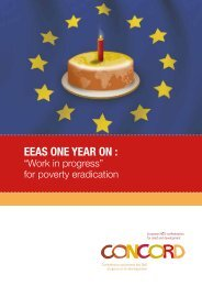 EEAS onE yEAr on : - Plan EU Office