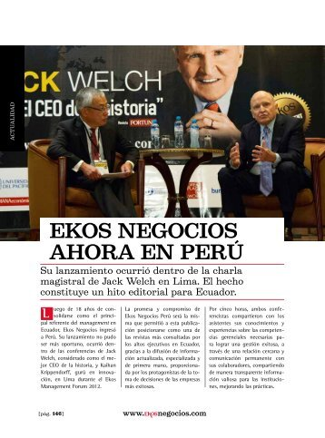 Descargar artículo original - Ekos Negocios