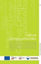 Ceļš uz Latvijas pilsonību - Pilsonības un migrācijas lietu pārvalde