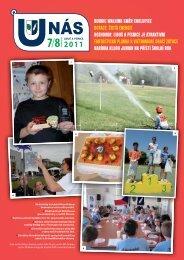 U nas 7-8/2011 - Libuš