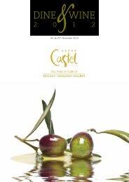 Laden Sie sich hier die Dine & Wine - Hotel Castel