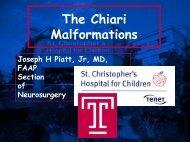 Neurology / Neurosurgery Grand Rounds, Temple University 19 ...