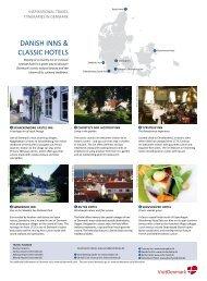 DanIsh Inns & ClassIC hotels - Visit Denmark