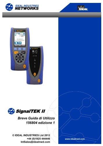 SignalTEK II - Ideal Industries