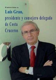 Entrevista a Luis Grau, presidente y consejero ... - TAT Revista