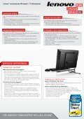 ThinkCentre M71z Datasheet - News - Lenovo - Page 2