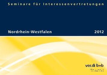 2012 Nordrhein-Westfalen