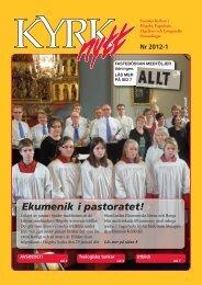 2012 nummer 1 - Minkyrka.se