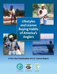 Report - American Sportfishing Association