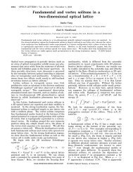 Fundamental and vortex solitons in a two-dimensional optical lattice