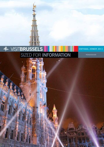 onthaal zomer 2011 - VisitBrussels