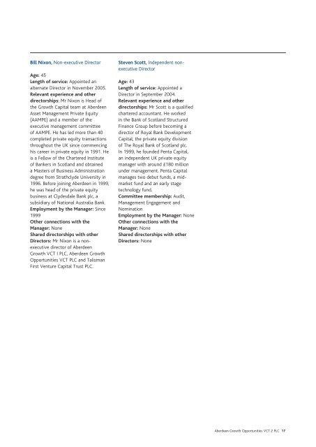 Aberdeen Growth Opportunities VCT 2 PLC - Aberdeen Asset ...