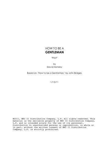 Gentleman - Zen134237.zen.co.uk