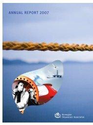Annual Report 2007.pdf - Norges Rederiforbund