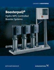 BoosterpaQ® - Viking Pump Canada