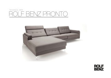 rb_PRONTO_Layout 1 - Rolf Benz