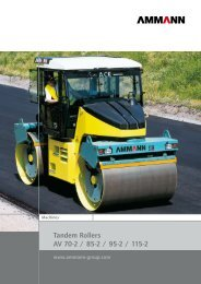 Download Brochure - Ammann Equipment