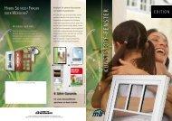 caratherm Kunststoff-Fenster