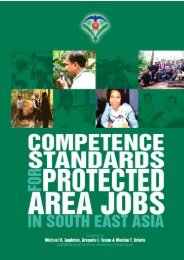ASEAN Competence Standards for Staff Working ... - Mekong Tourism