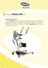 Invacare® Reliant 350 - Ortopedia Paoletti