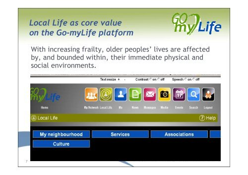 Online social network platforms and older ... - Q-AGEING project