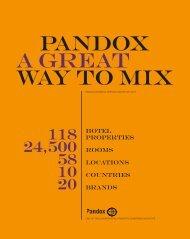 English edition - Pandox