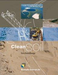 Dolman Clean Soil Technology - Boskalis Area Middle East