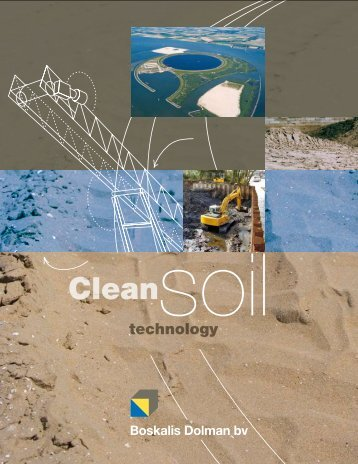 Description of soil reclamation and remediation methods for Soil reclamation