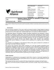 English - Rainforest Alliance
