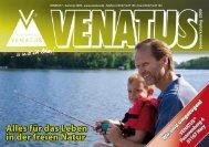 Alles für das Leben in der freien Natur Alles für das Leben ... - Venatus
