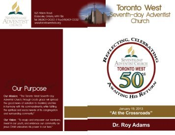Bulletin Sabbath January 19, 2013.pdf - Toronto West Seventh Day ...