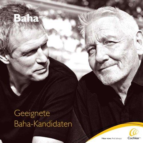 Geeignete Baha-Kandidaten - Cochlear Baha