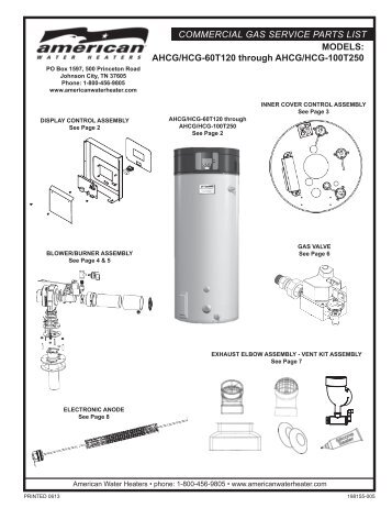 commercial hcg series 120 250 american water heaters?quality=85 hcg replacement parts list news from american water heaters