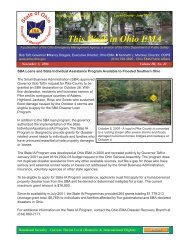 11-18 This Week - Ohio Emergency Management Agency