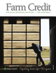 Annual Report - MidAtlantic Farm Credit