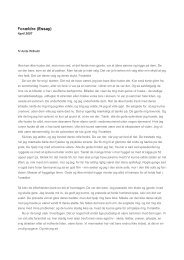 Forældre (Essay) - Jan Thiemann